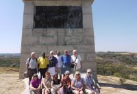 03_-_The_Team_at_the_Tomb_of_the_Unknown_Soldier_on_Matopo_Hills